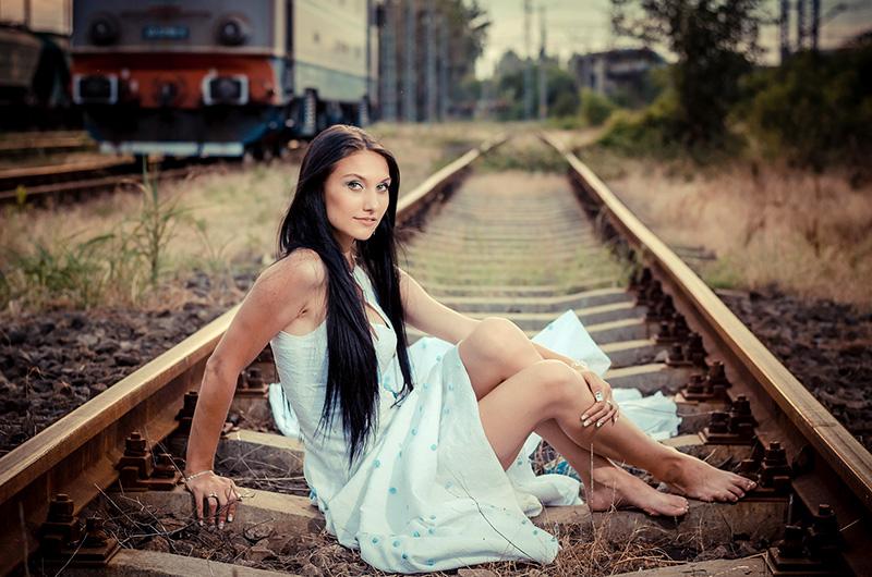 Daniela – Sedinta foto de vara