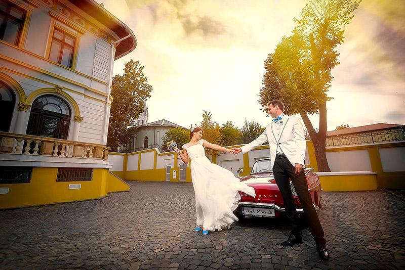 Eva si Mircea – Fotografie de nunta