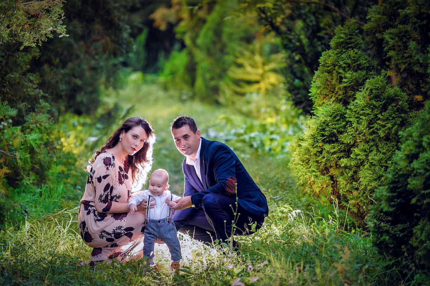 Nicholas – Fotografii de familie