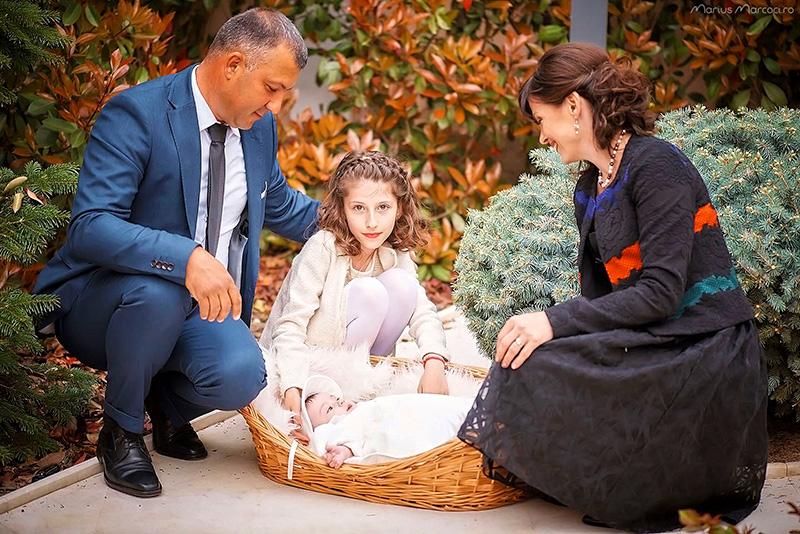 Teodora Maria – Fotografii botez