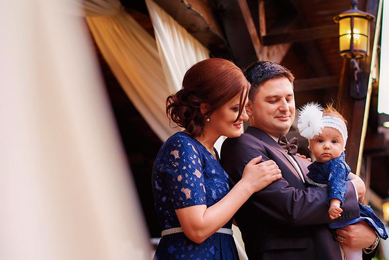 Fotografii de botez – Clara Nicole