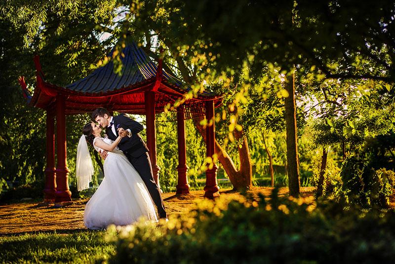 Fotografii de nunta – Flori + Aurelian