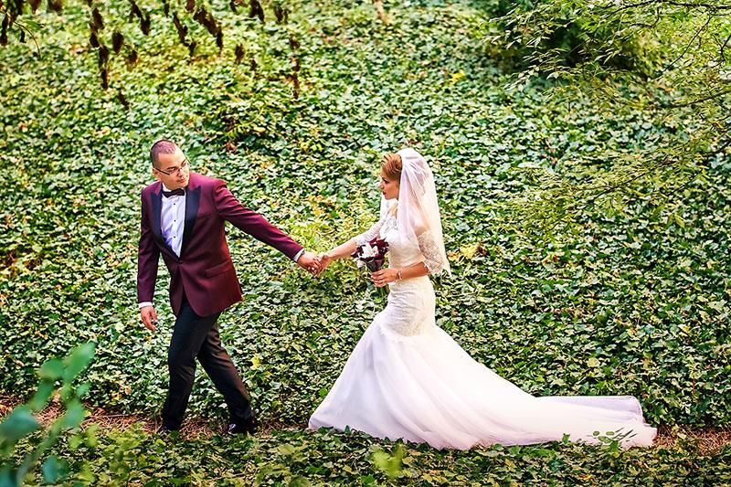 Anca si Radu – Fotografii de la nunta lor