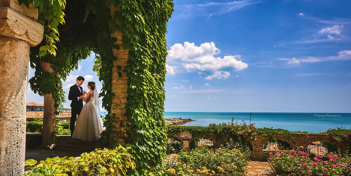 Sesiune foto dupa nunta