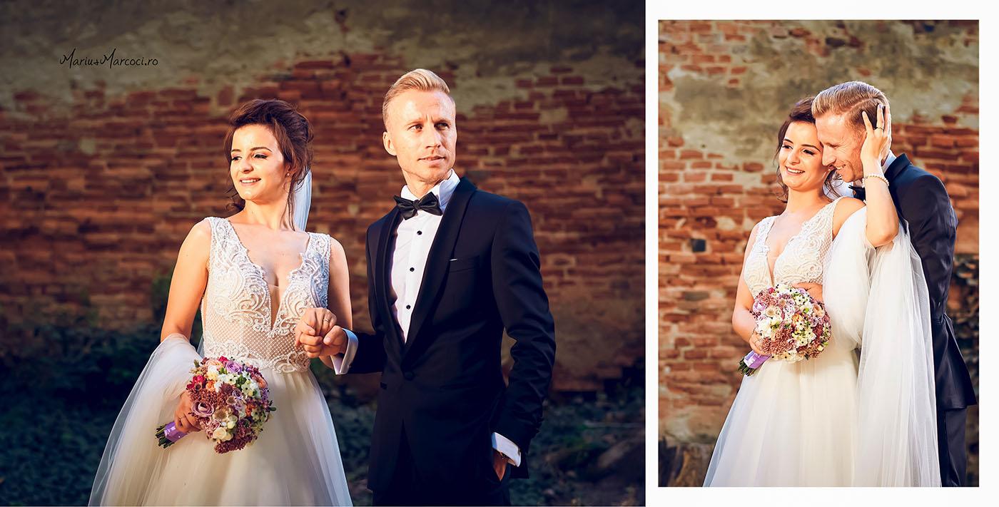 Alexandra si Marius - fotografii de nunta