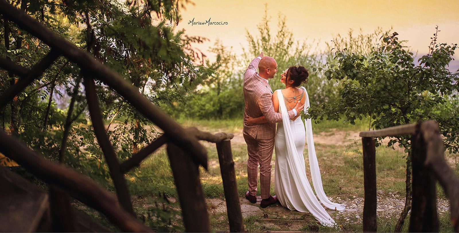Fotografii de Nunta - Alexandra si Arvid | Fotograf Marius Marcoci
