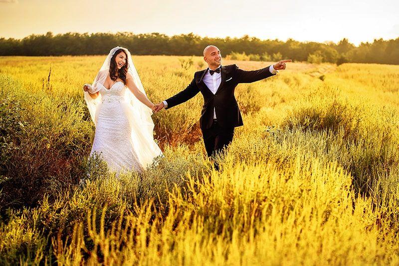 Fotografii de nunta - Alexandra si Arvid