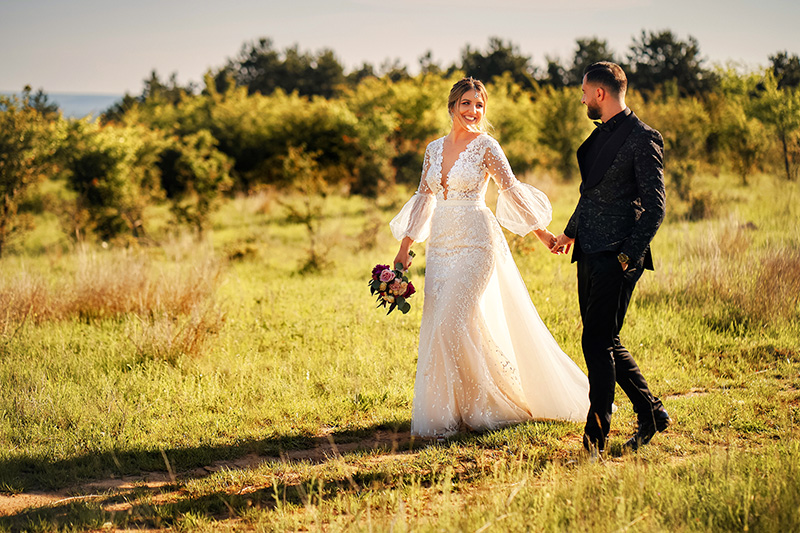 Mădălina și Ionuț – Fotografii de nuntă